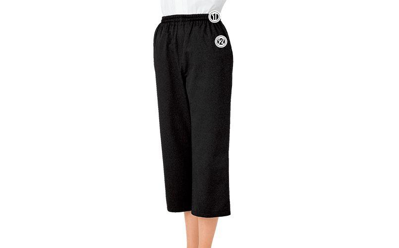 04710 BONUNI(ボストン商会) 七分丈パンツ(女性用) 商品詳細・こだわりPOINT