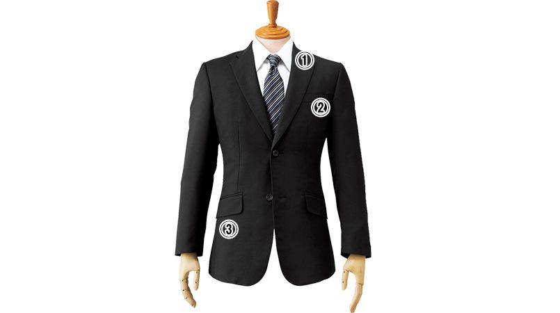 11116 BONUNI(ボストン商会) ジャケット(男性用) ノッチドラペル 商品詳細・こだわりPOINT