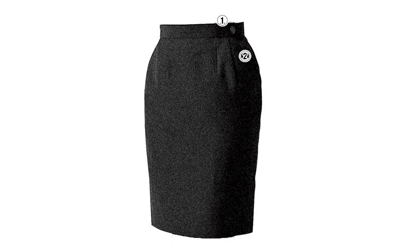12201 BONUNI(ボストン商会) アジャスタースカート(女性用) 商品詳細・こだわりPOINT