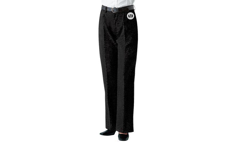 12205 BONUNI(ボストン商会) ワンタックパンツ(女性用) 商品詳細・こだわりPOINT