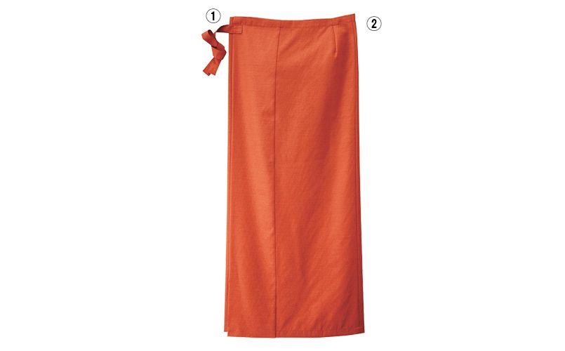 42202 BONUNI(ボストン商会) 和風スカート(女性用) 商品詳細・こだわりPOINT
