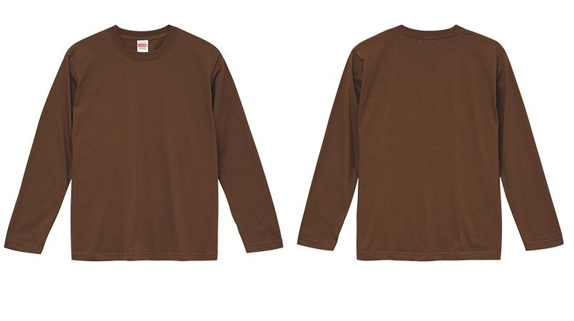 ロングスリーブTシャツ(5.6オンス)(男女兼用) 商品詳細・こだわりPOINT