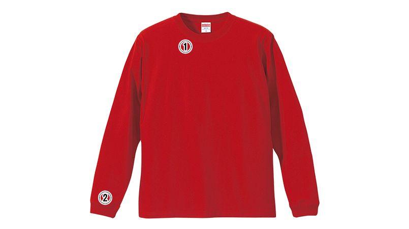 長袖Tシャツ(5.6オンス)(男女兼用) 商品詳細・こだわりPOINT