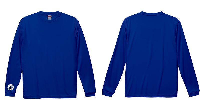 ドライシルキータッチロングスリーブTシャツ(4.7オンス)(男女兼用) 商品詳細・こだわりPOINT
