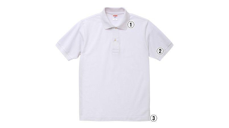 6.0オンス ヘヴィーウェイト コットン ポロシャツ 商品詳細・こだわりPOINT