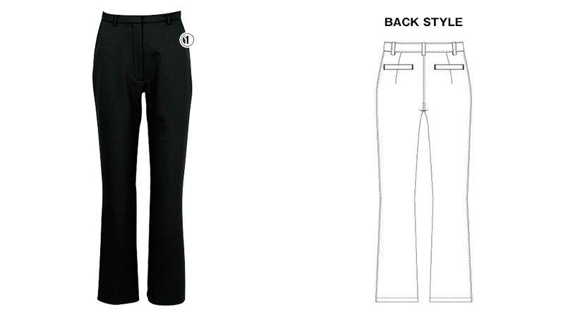 CL-0013 キャララ(Calala) パンツ(女性用) 商品詳細・こだわりPOINT
