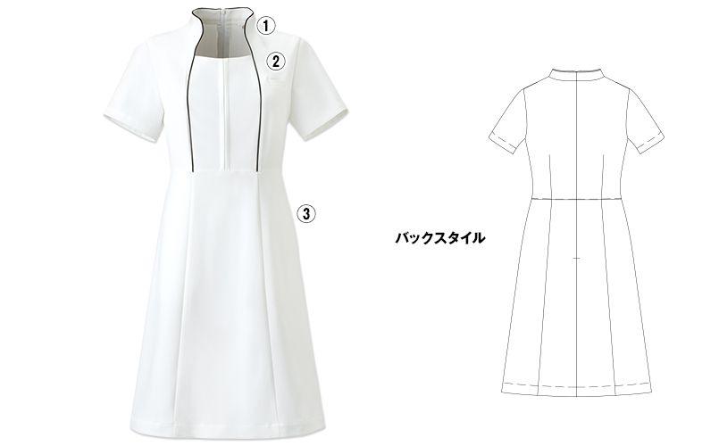 CL-0181 キャララ(Calala) ワンピース(女性用) 商品詳細・こだわりPOINT