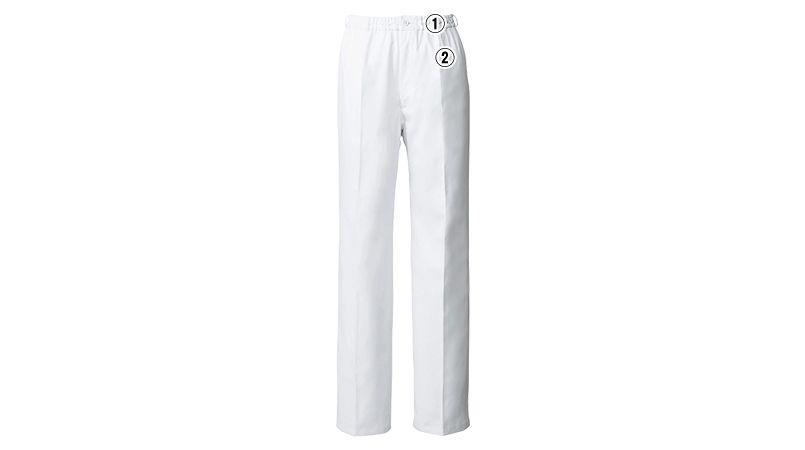 DN-6861 チトセ(アルベ) パンツ(男女兼用) 商品詳細・こだわりPOINT