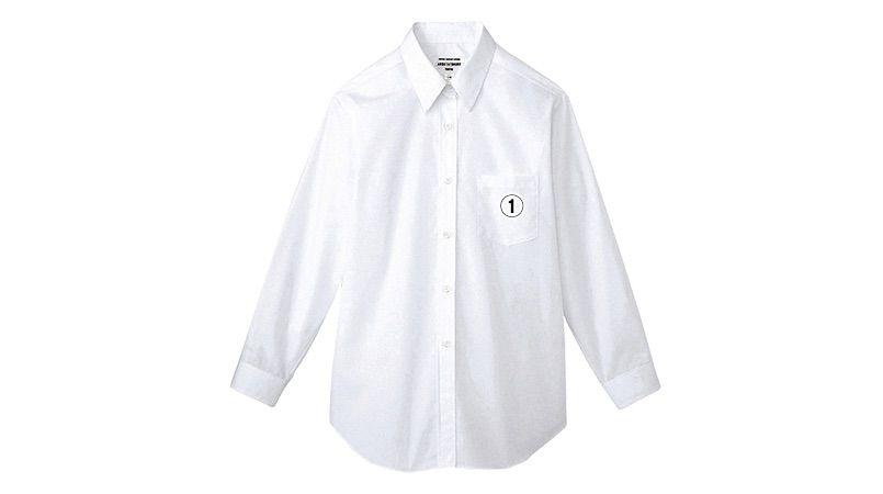 EP-927 チトセ(アルベ) カッターシャツ/長袖(女性用) 商品詳細・こだわりPOINT