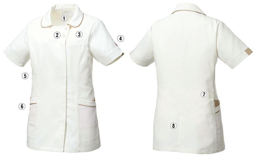 MK-0005 ミッシェルクラン(MICHEL KLEIN) ジャケット(女性用) 商品詳細・こだわりPOINT