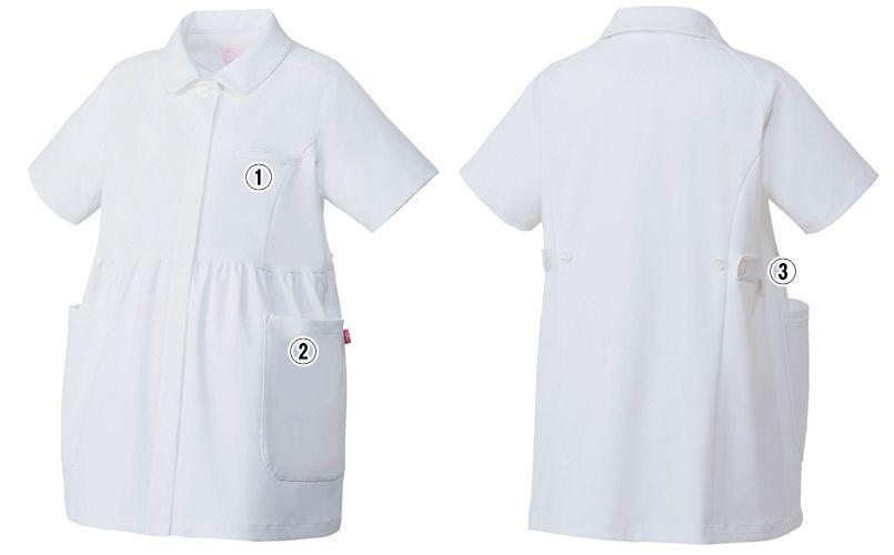 MZ-0191 ミズノ(mizuno) マタニティジャケット 商品詳細・こだわりPOINT