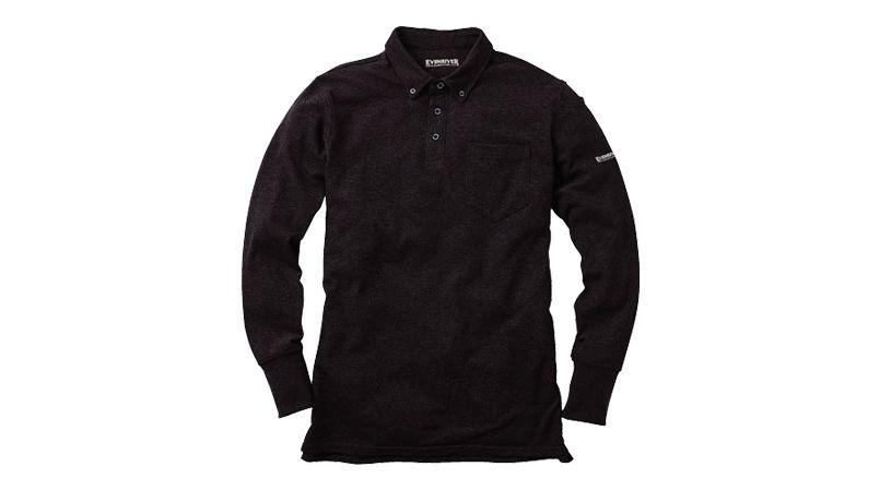 NR-406 イーブンリバー ソフトドライポロシャツ(長袖) 商品詳細・こだわりPOINT