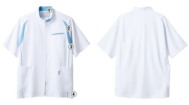CHM552-0104 アシックス(asics) ケーシージャケット(男性用) 商品詳細・こだわりPOINT