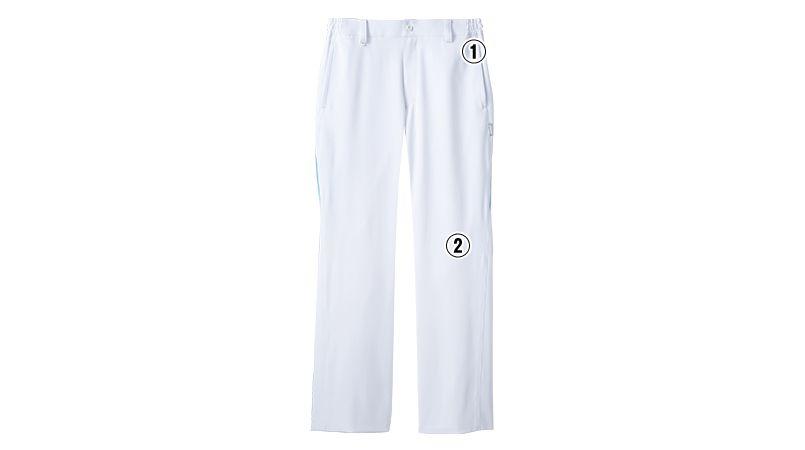 CHM651-0104 アシックス(asics) パンツ(男性用) 商品詳細・こだわりPOINT