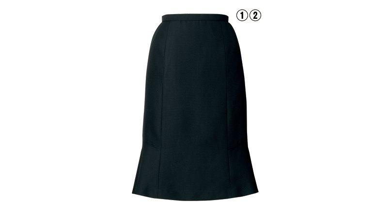 S-15610 SELERY(セロリー) [通年]洗ったらすぐに乾く!イージーケアのマーメイドスカート 無地 商品詳細・こだわりPOINT