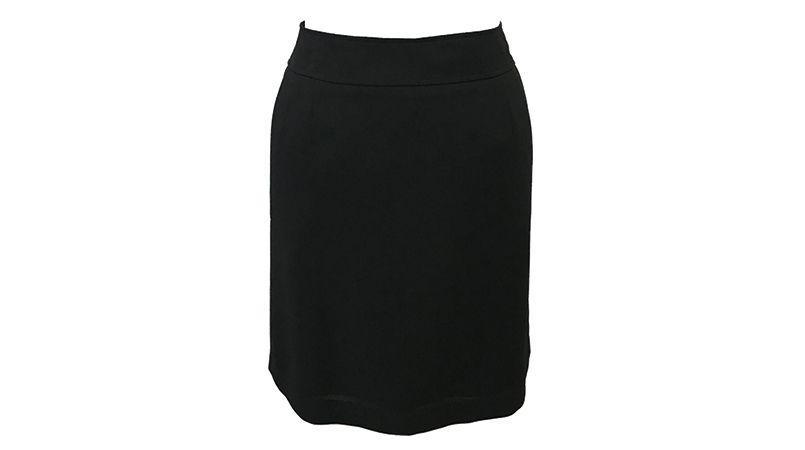 S-15720 SELERY(セロリー) [春夏用]脚長効果が抜群!Aラインの魅せスカート 無地 商品詳細・こだわりPOINT