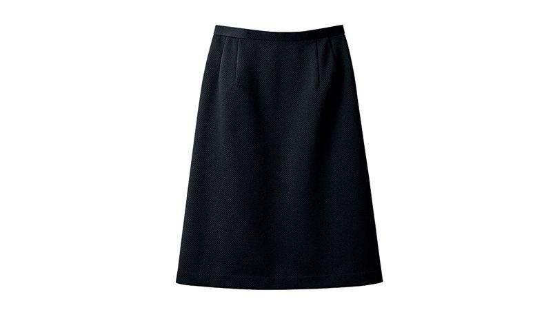 SELERY(セロリー) S-15770 [秋冬・通年]夏涼しく、冬暖かい!ニットのAラインスカート[無地] 商品詳細・こだわりPOINT
