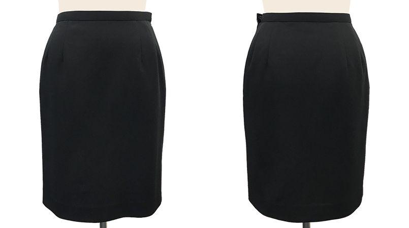 S-15970 15971 SELERY(セロリー) [春夏用]ニットなのに格段に涼しい!洗濯機で洗えるタイトスカート 無地 商品詳細・こだわりPOINT