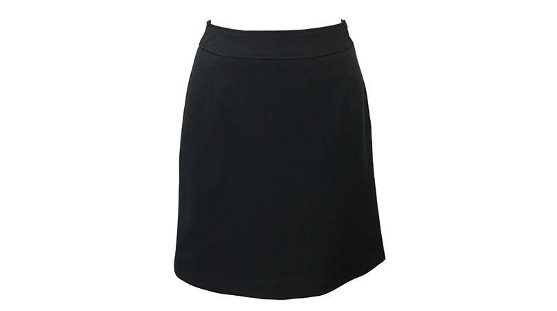 S-15980 15981 SELERY(セロリー) [春夏用]ニットなのに格段に涼しい!洗濯機で洗えるAラインスカート 無地 商品詳細・こだわりPOINT