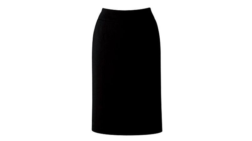 S-16250 16251 SELERY(セロリー) Aラインスカート(53cm丈) 無地 商品詳細・こだわりPOINT