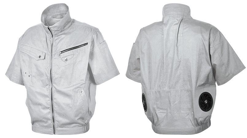 05931 シンメン S-AIR ソリッドコットンショートジャケット 商品詳細・こだわりPOINT