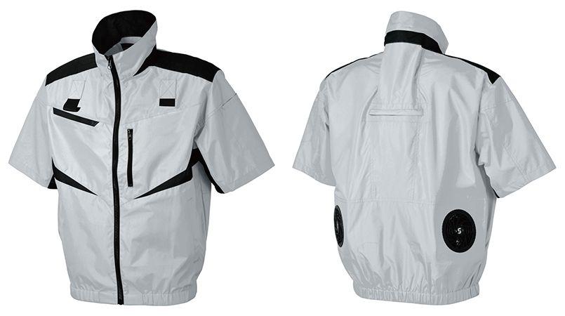 05951 シンメン S-AIR フルハーネスショートジャケット 商品詳細・こだわりPOINT