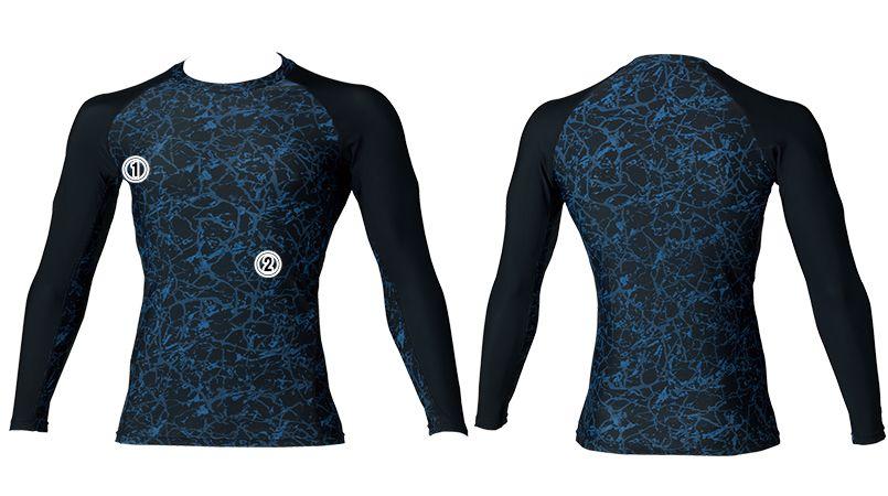 0085-40 G・GROUND 長袖サポートシャツ(男女兼用) 商品詳細・こだわりPOINT