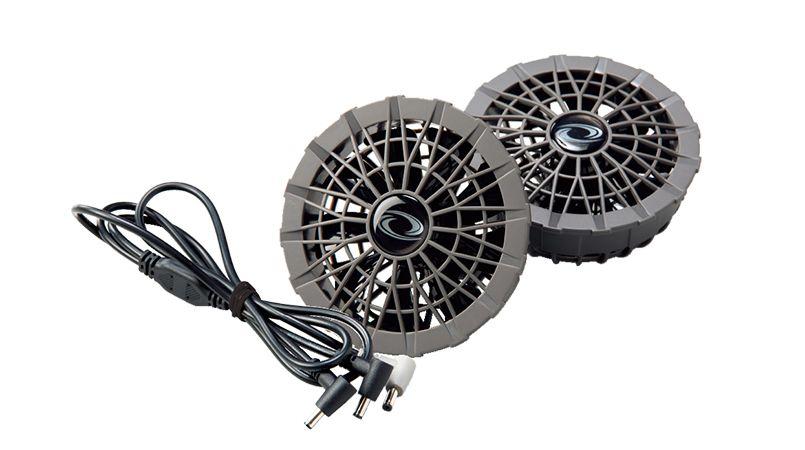 14001 G・GROUND サイクロンエアー ファンセット(ファン2個、コード1本) 商品詳細・こだわりPOINT