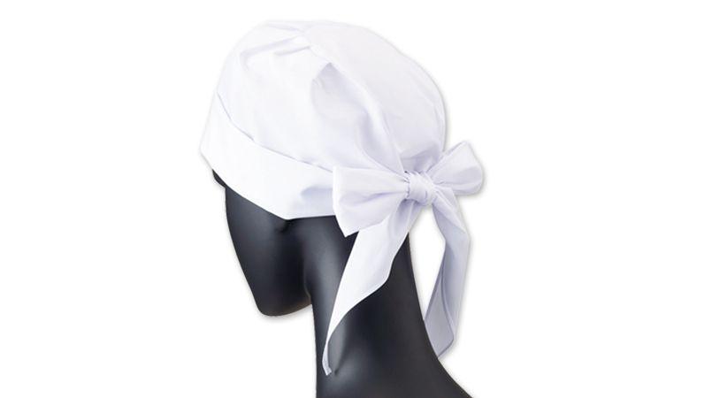 67 Servo(サーヴォ) 三角巾帽子 商品詳細・こだわりPOINT