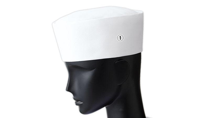 FH-20 Servo(サーヴォ) 丸帽(男女兼用) 商品詳細・こだわりPOINT