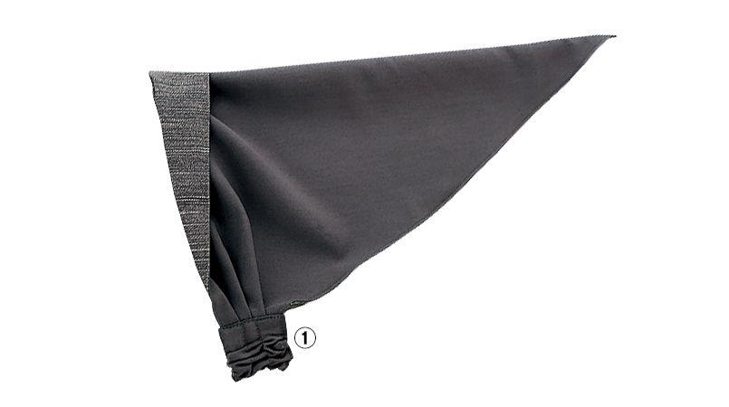 MA-6080 6081 Servo(サーヴォ) バンダナ帽 商品詳細・こだわりPOINT