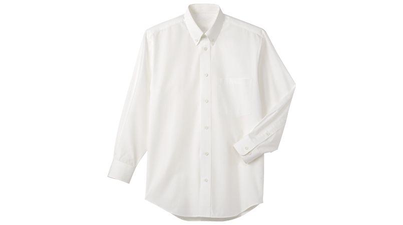 Y-5805 5806 5809 5810 Servo(サーヴォ) ブロードシャツ/長袖ボタンダウン(男女兼用) 商品詳細・こだわりPOINT