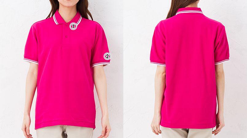 [在庫限り]00191-BLP ベーシックラインポロシャツ(5.8オンス)(男女兼用) 商品詳細・こだわりPOINT