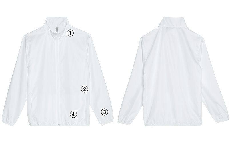 00237-LJ ライトジャケット 商品詳細・こだわりPOINT