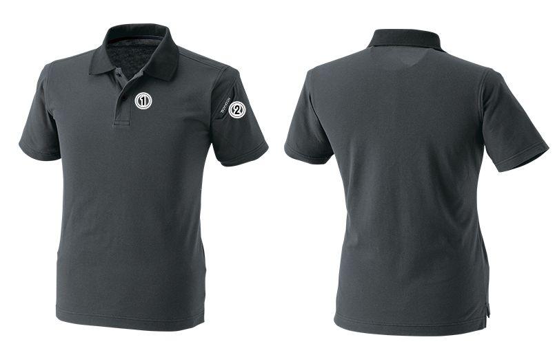 TS DESIGN 4065 ESショートスリーブポロシャツ(男女兼用) 商品詳細・こだわりPOINT