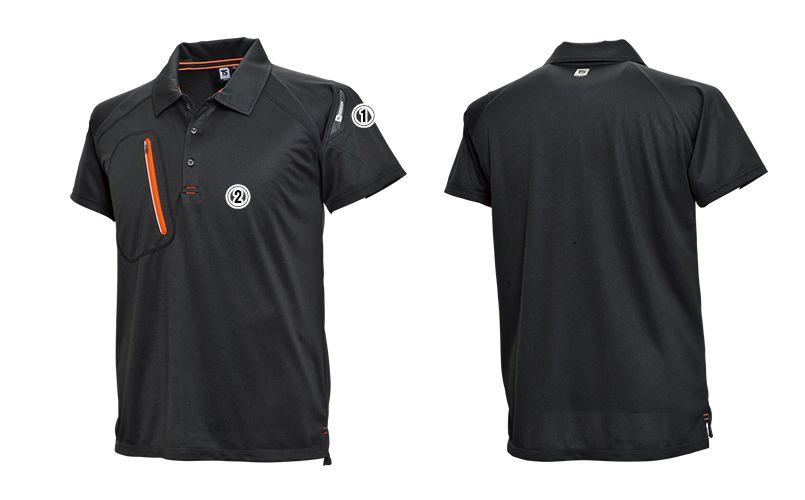 TS DESIGN 5065 [春夏用]FLASH 半袖ドライポロシャツ(男女兼用) 商品詳細・こだわりPOINT