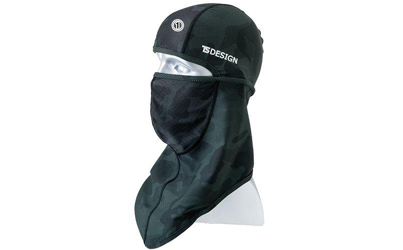 TS DESIGN 84119 熱中症対策 バラクラバ アイマスク(男女兼用) 商品詳細・こだわりPOINT