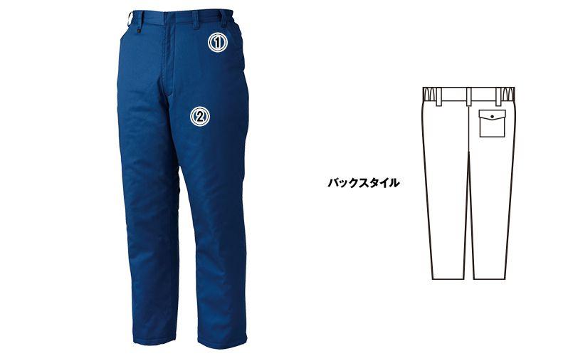 ジーベック 990 超撥水リサイクリーン防寒ズボン 商品詳細・こだわりPOINT