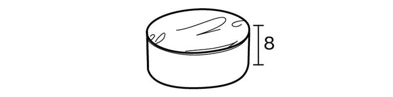 09004 BONUNI(ボストン商会) 和帽子(男女兼用) 扱き染 ハンガーイラスト・線画