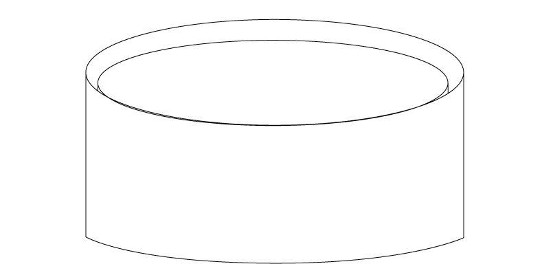DN-6864 チトセ(アルベ) 和帽子 ハンガーイラスト・線画