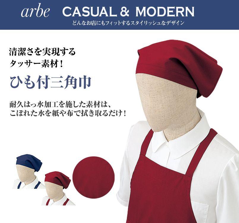 AS-09 チトセ(アルベ) ひも付三角巾