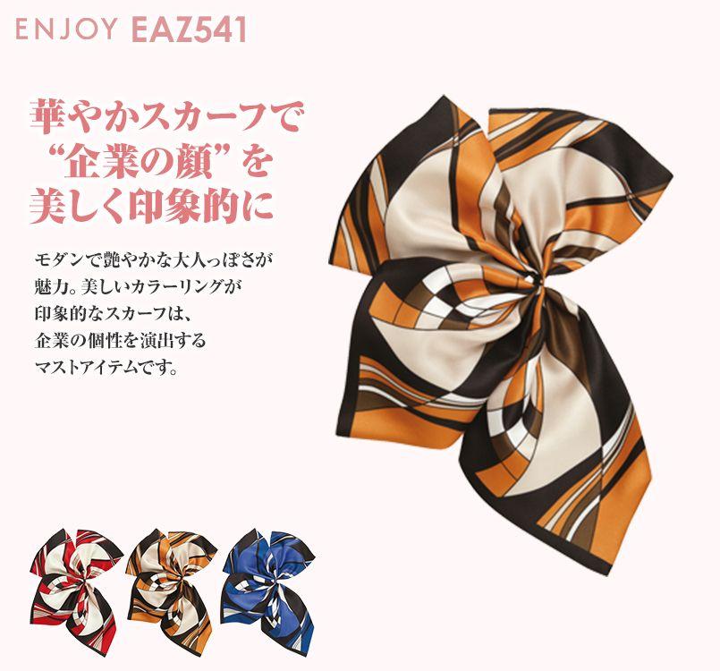 EAZ541 enjoy ミニスカーフ