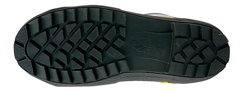 AZ4702 アイトス タルテックス 安全ゴム長靴 スチール先芯 アウトソール・靴底