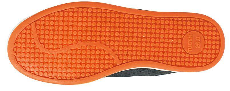 アイトス AZ51648 タルテックス セーフティシューズ スチール先芯 アウトソール・靴底