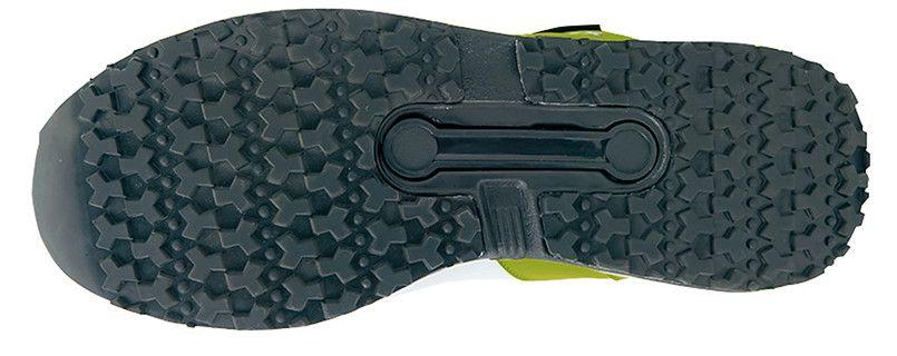 AZ56380 アイトス ディアプレックス 安全靴 スチール先芯 アウトソール・靴底