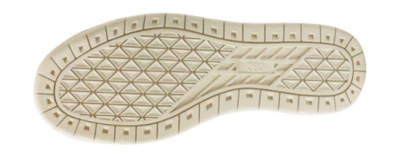 自重堂 S1153 Z-DRAGON ミドルカット セーフティスニーカー 樹脂先芯 アウトソール・靴底