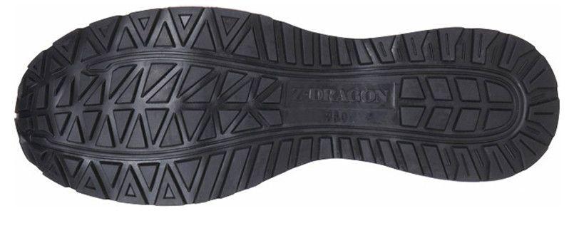 自重堂 S1173 Z-DRAGON セーフティシューズ スチール先芯 アウトソール・靴底