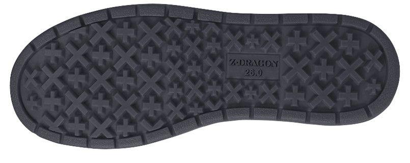 自重堂 S5163-2 Z-DRAGON ミドルカットセーフティスニーカー スチール先芯 アウトソール・靴底