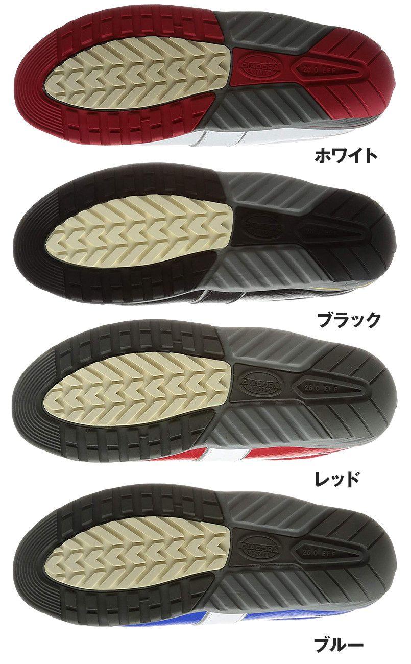 [DIADORA(ディアドラ)]安全靴 RAIL レイル[返品NG] 樹脂先芯 アウトソール・靴底