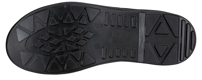 ジーベック 85022 安全中編上靴 樹脂先芯 樹脂先芯 アウトソール・靴底